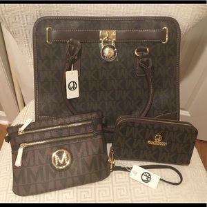 cb18e02c5c ***NWT***Wendy Keen Tote Bag, Crossbody & Wallet.